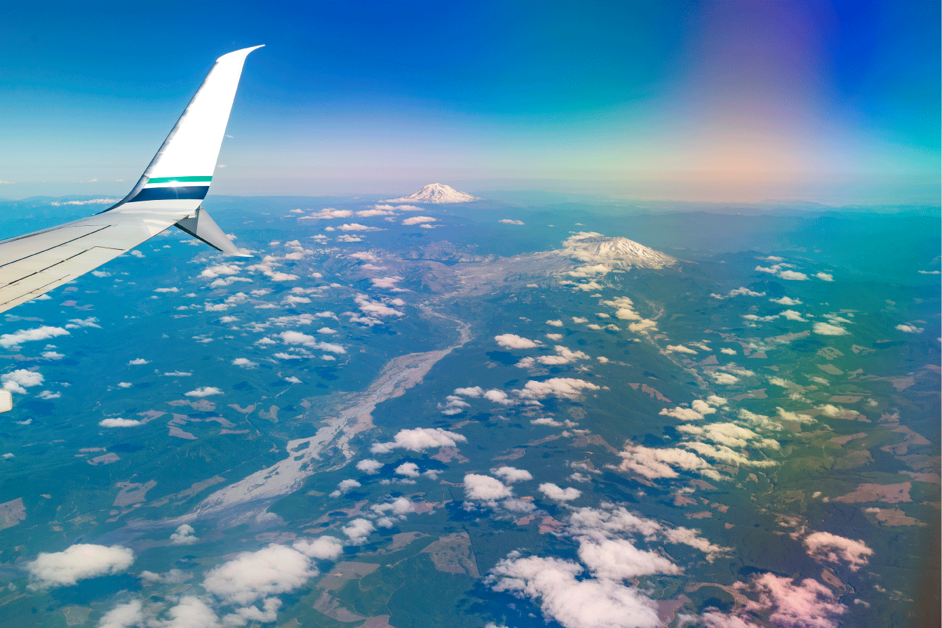 Back in the Pacific Northwest